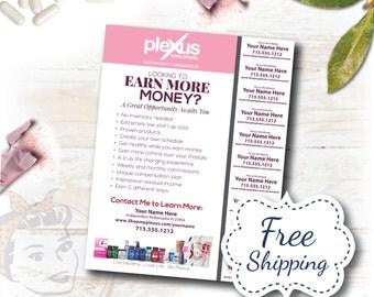 Plexus Flyer - 2017 Tear Off Opportunity - FREE SHIPPING