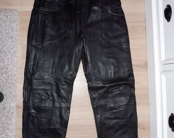 ARTURO size 46 leather pants