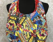 Marvel Comic Covers Purse