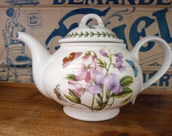 Butterfly Teapot Etsy