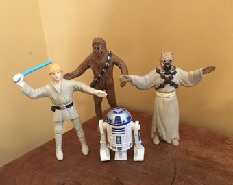 Vintage Star Wars Bendems/Vintage Star Wars Figures