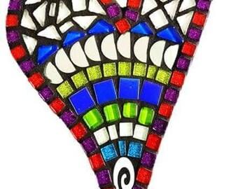 Mosaic Calypso Heart Kitset - Small