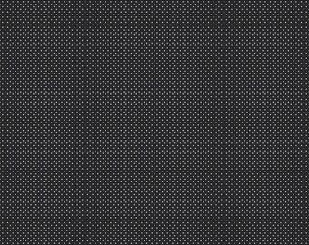 1 Yard Eek Boo Shriek by Carina Gardner for Riley Blake Designs- 6015 Black