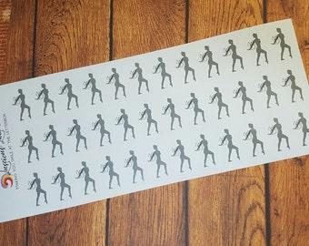 Jazz Dance Stickers Reminders (36)
