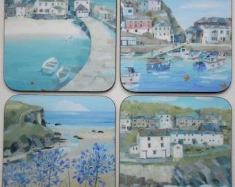 Cornish Coasters