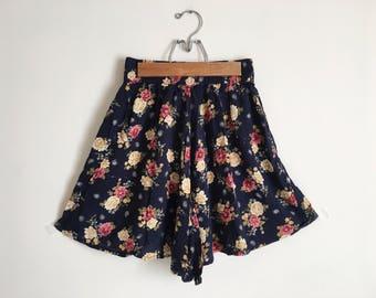 Floral shorts   Etsy