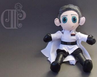 Director Krennic Star Wars Rogue One Plush Doll Plushie Toy