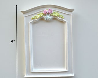 French Style Wall Decor, Picture Frame