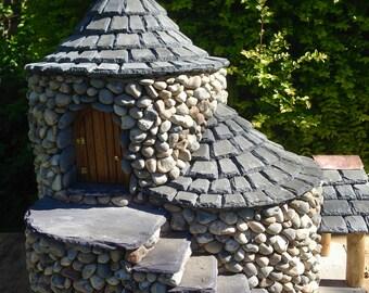 Fairy tower/castle for the garden ~   'The Breen'