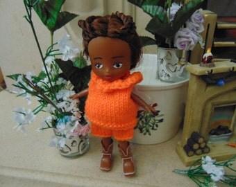 Upcycle bratz doll