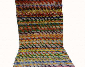 moroccan rug tribal rug tribal rugs 4x9 boucherouite morrocan rug