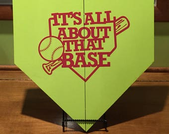 Softball sign, softball signs, softball wall decor, wall decor, wall art, wooden signs, wood signs, softball room decor, girls room decor