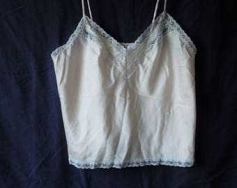 90s Dior Pink Lace Camisole