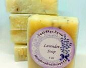 Lavender Goat Milk Soap -...