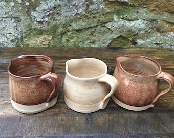 Hand Thrown Stoneware Jug