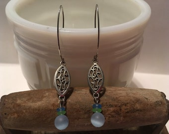 Ocean Dreams Dangle Earrings