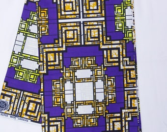 african print fabric by the yard purple ankara fabric african fabric african textile african supplies for african dress skirt headtie