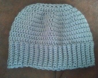 Messy bun hat, Bun beanie, Ponytail hat, Ponytail beanie, Hat pattern