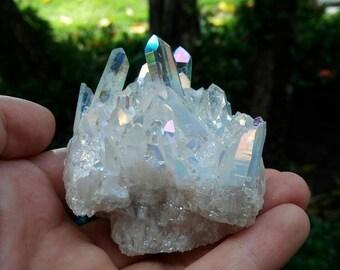 Luscious Angel Aura Crystal ~ Rainbow Aura Crystal