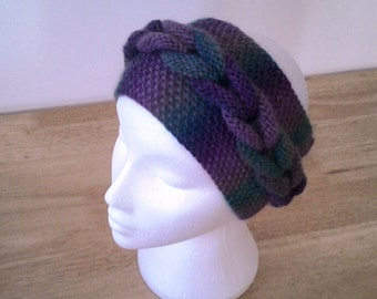 Braided Headband Earwarmer, warm and stylish!