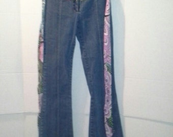 Single Brand Jeans Size 5/6 with tie