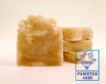 All Natural Hot Process Forever Maple Soap Bar