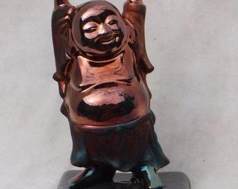 Raku standing buddha