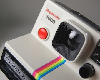 Camera Polaroid Land Camera Supercolor 1000 + Polatronic 1