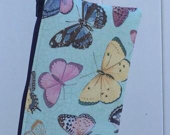 Butterflies Wristlet, Regular