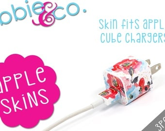 Summer Bloom Apple iPhone Charger Skin!!!