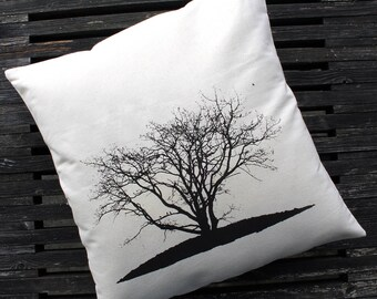 Winter Oak Pillow