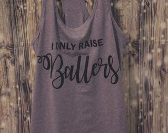 Softball/Baseball mom shirts
