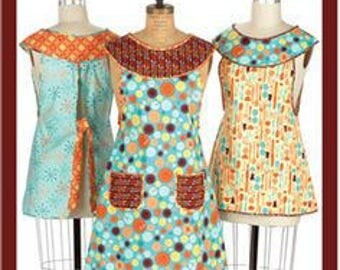 Indygo Junction In-Over-Your-Head Apron Pattern - IJ836