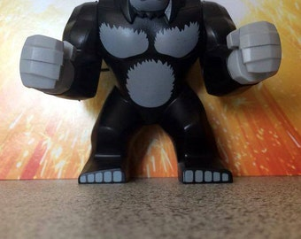 Gorilla Grodd Lego Inspired Keyring