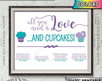 wedding cake flavour sign cupcake flavors sign etsy 22662