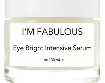 Eye Bright Intensive Serum, Organic