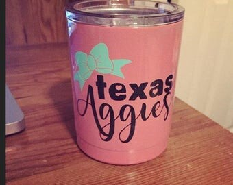 Texas Aggies Decal