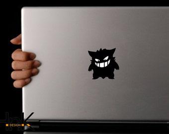 MacBook decal/ Macbook vinyl decal/ macbook sticker/ anime decal/ macbook air decal/ macbook pro decal hnkmd109