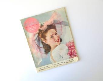 vintage 1943 McCalls magazine
