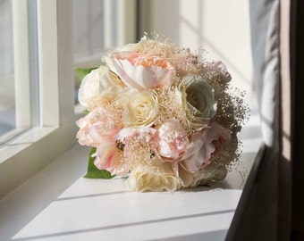 Luxury Silk Artificial wedding flower package