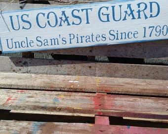 USA Coast Guard, Uncle Sam's Pirates Since 1790