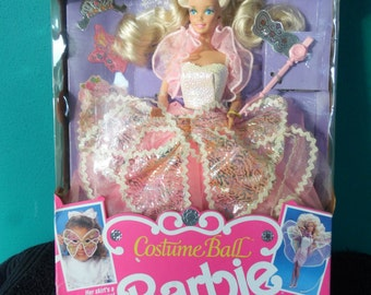 Mattel Costume Ball Barbie doll