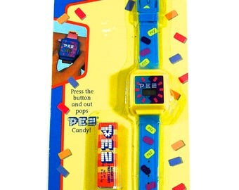 PEZ Watch and Candy Dispenser - 1995