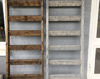"""6ft x 25XL """"Beckett Collection"""" Blanket Ladder - Made in the USA"""