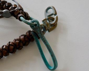 "Wallet chain, lanyards, rope, ""Düsseldorf"""