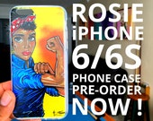 Rosie The Riveter iPhone 6/6s Phone Case