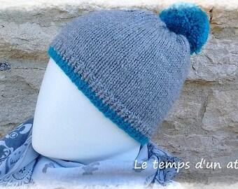 Hat mixed sporstwear