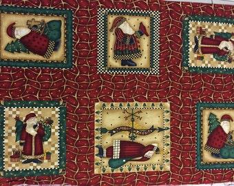 Santa Clause Panel by Debbie Mumm