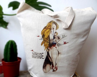 Totebag: Heartbreak