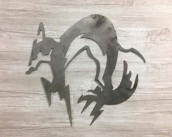 Foxhound Logo 2D from Metal Gear Solid